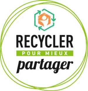 Recycler pour mieux partager