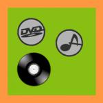 Récupération et vente de Disques, CD, DVD